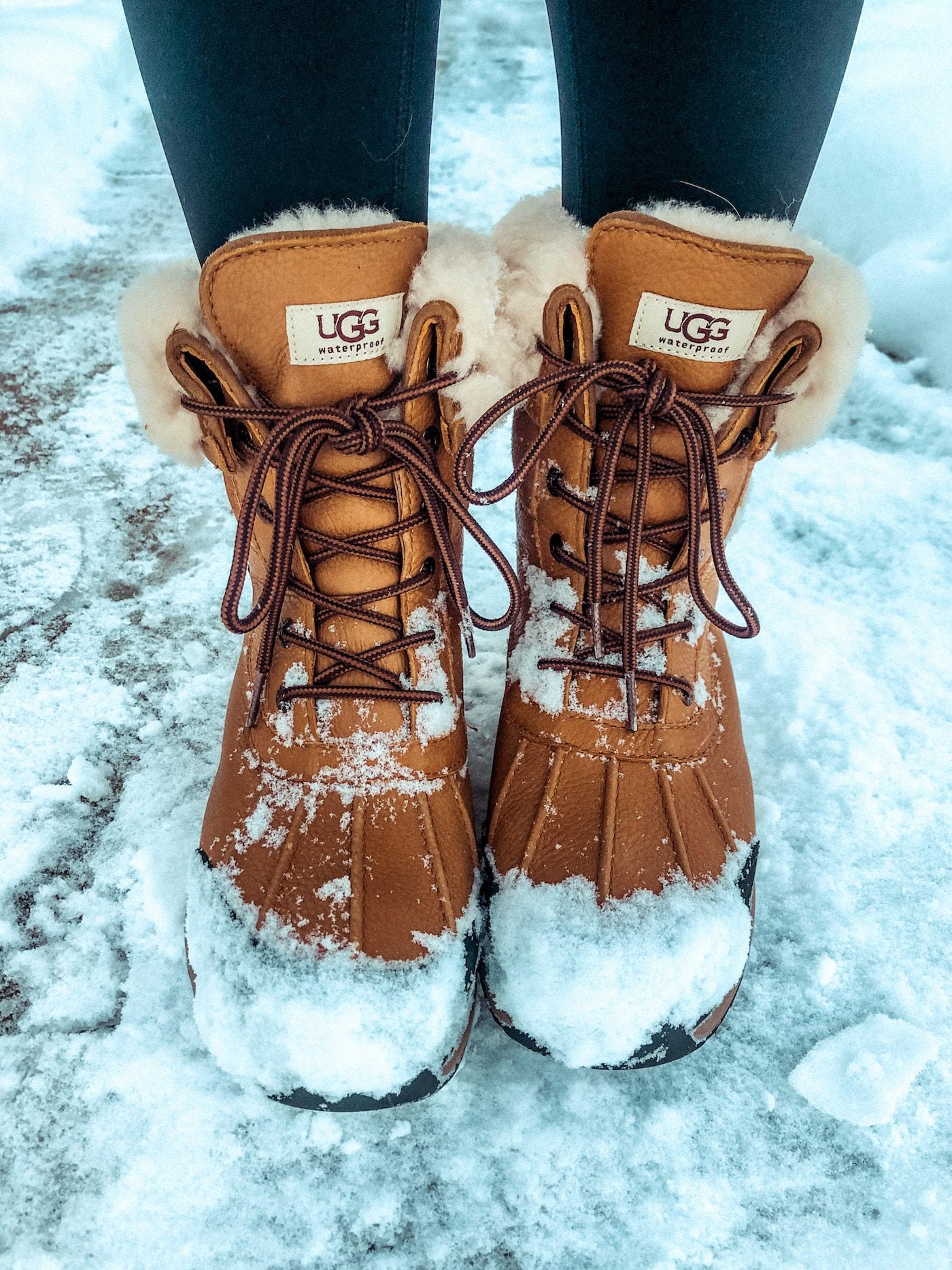 Snow Boots for Colorado