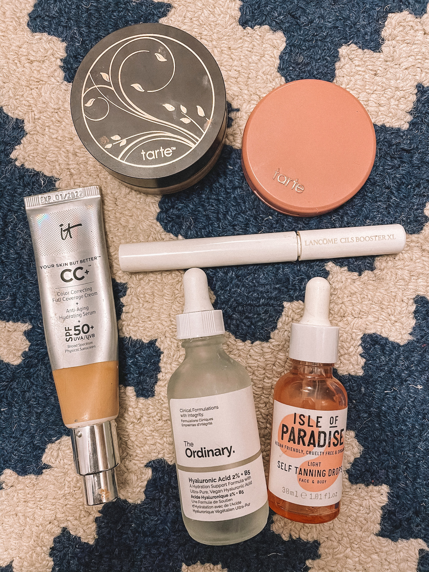 Current favorite products from Sephora
