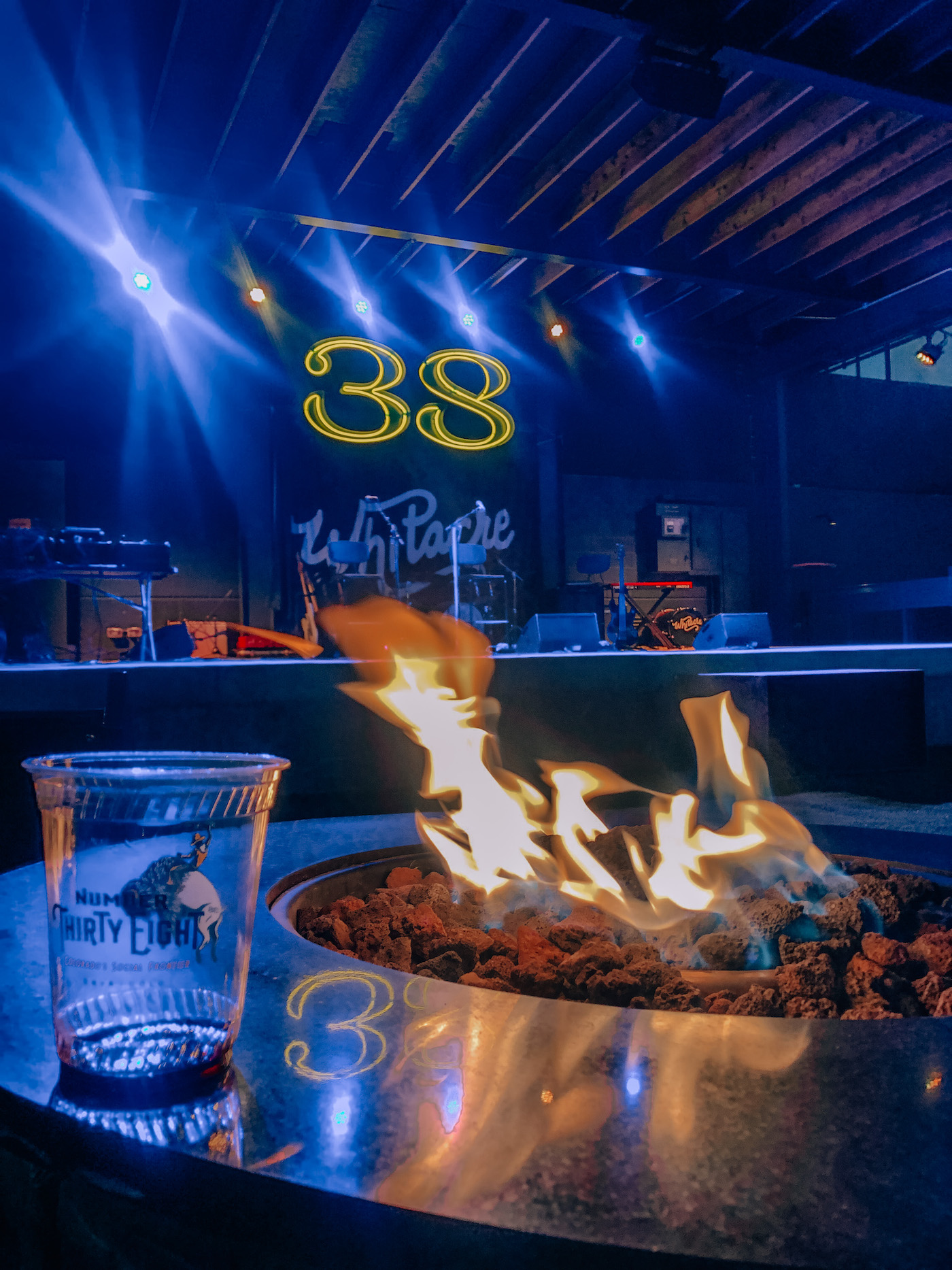 Number Thirty Eight in Denver Outdoor Venue